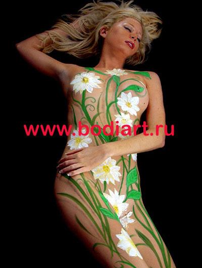 Михайлов Где-то бодиарт на женском теле полностью фото нашем официальном сайте